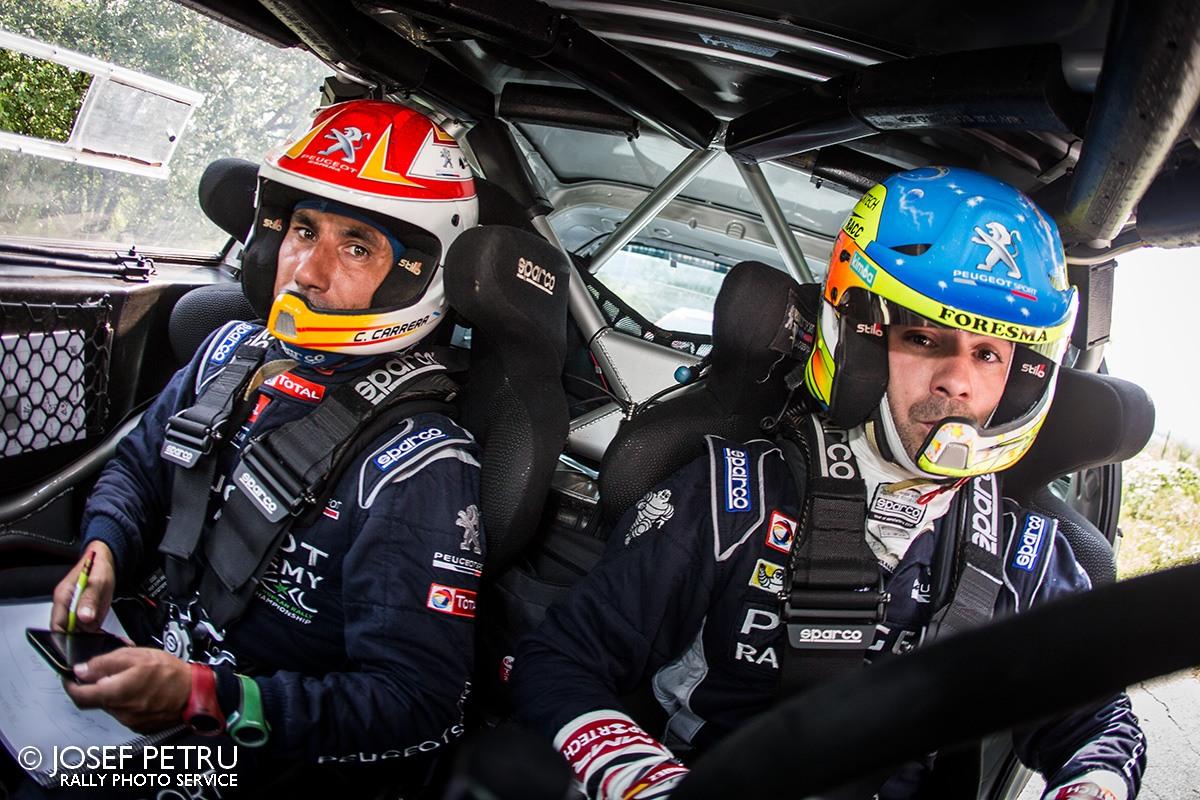 Rally Barum 2017 ERC 16