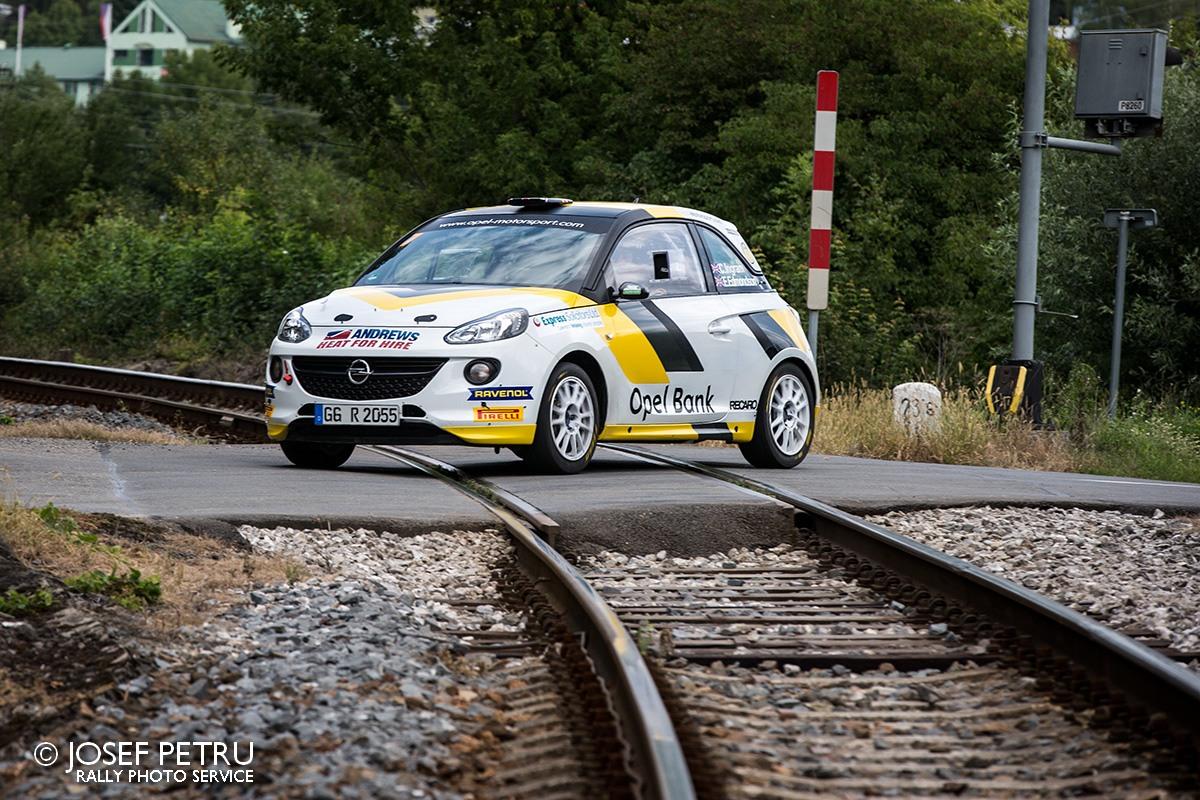 Rally Barum 2017 ERC 20
